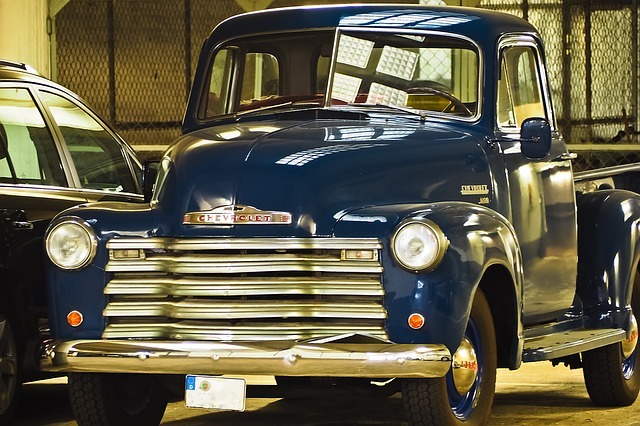 history of the chevrolet pickup truck