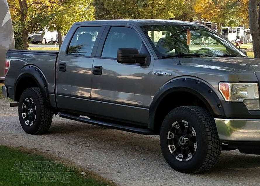 How to Add Ground Clearance to Your F-150