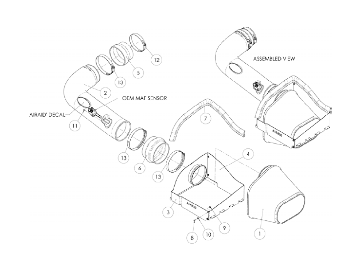 2010 F150 Fuel Line Diagram