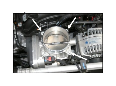 How to Install Airaid PowerAid Throttle Body Spacer on your
