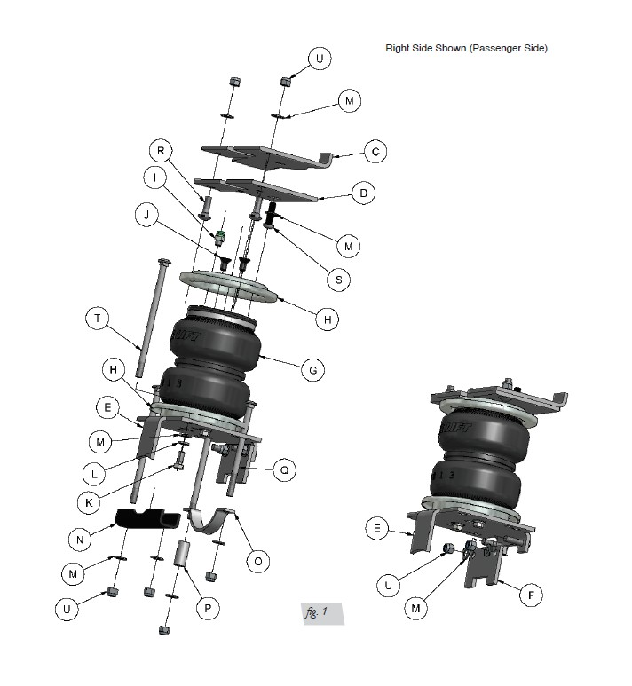 How to Install Air Lift Load Lifter 5000 (04-14 4WD) on your Ford F Air Lift Wiring Diagram on peterbilt air line diagram, air lift control panel, air lift compressor, air shock diagram, air lift assembly, air lift remote control, lift axle plumbing diagram, air lift pump diagram, air bag system diagram, air lift valve, lift axle control diagram, air lift relay, air bag schematics, air lift warranty, air lift system, air ride diagram, compressor diagram, air suspension diagram, air lift piston, car lift diagram,