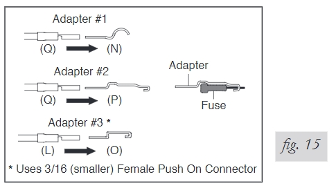 how to install air lift loadcontroller single onboard air system w Air Compressor Installation Diagram the harness es with blunt cut wire so no cut off is necessary just crimp the wire right to the connector