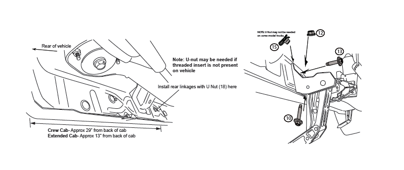 diagram, how to install amp research powerstep running boards -  plug-n-play amp research