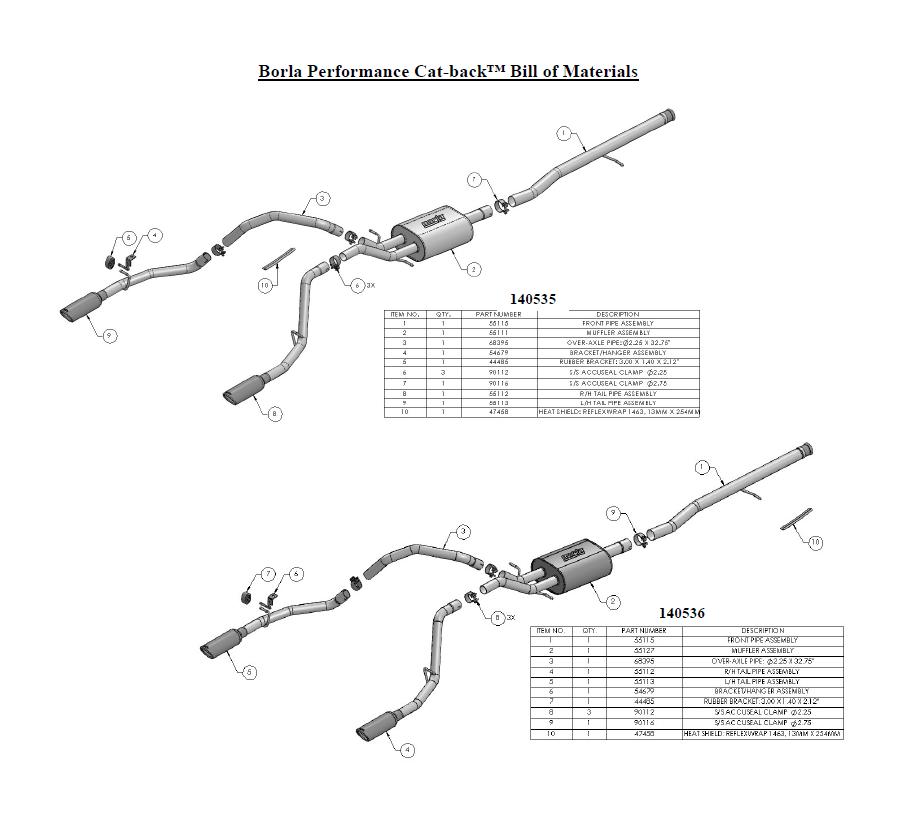 Walker Exhaust Diagram | Dual Exhaust Diagram Online Wiring Diagram Data