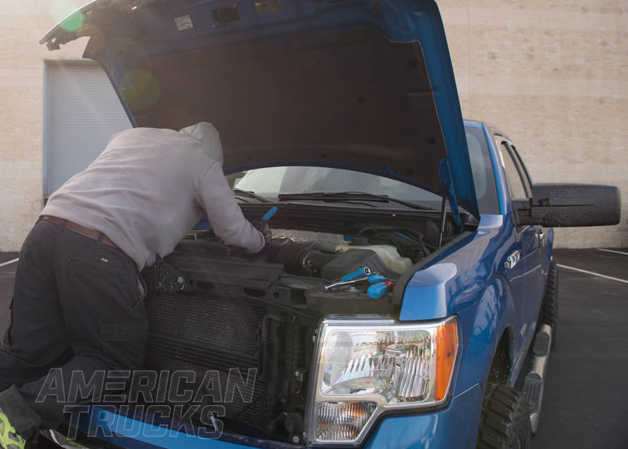 Choosing the Right Air Intake for Your Ford F-150