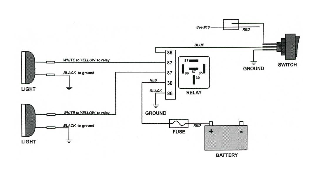 How to Install Delta 100 Series Thinline Fog Light Kit - Black w ...