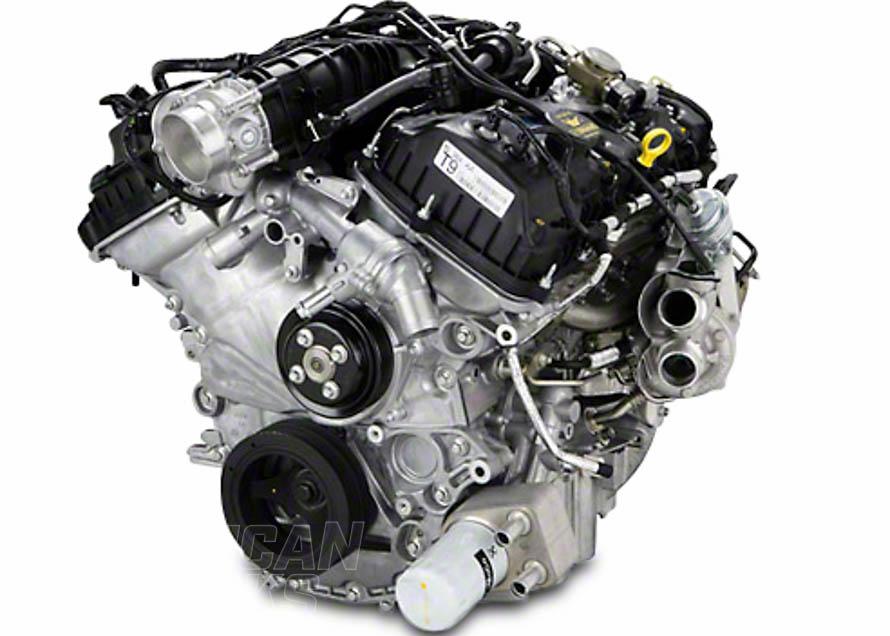 2.7 L Ecoboost V6 >> Ecoboost F 150 Direct Injection Explained