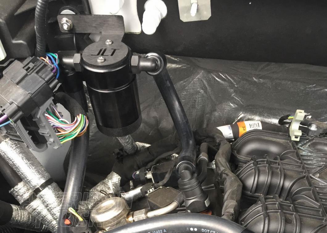 F150 Oil Separators Explained