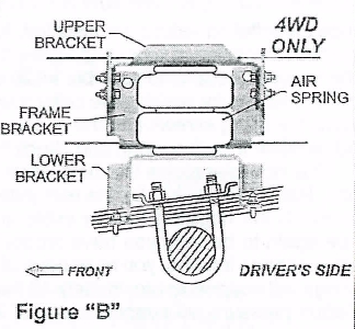 how to install firestone ride rite air helper springs on your f 150 Firestone Air Bag Catalog at Firestone Ride Rite Wiring Diagram