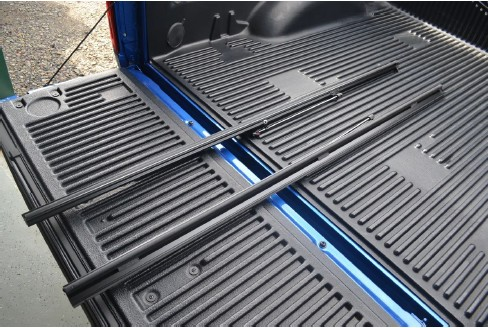 How To Install Undercover Flex Tonneau Cover On Your F 150 Americantrucks