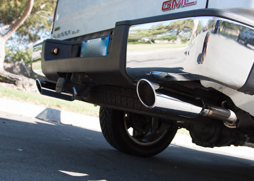 Single Exhaust: Best Dual Exhaust For Silverado At Woreks.co