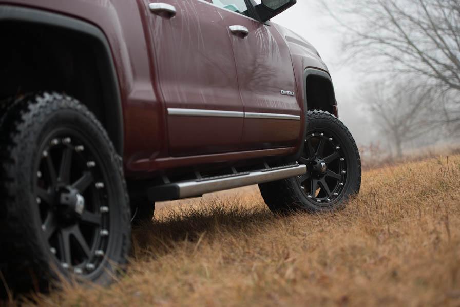 A Guide To Gmc Sierra Tires Americantrucks