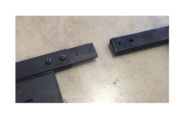 Read All Directions Thoroughly Prior To The Installation Of Your Hitch Mount Mud Flaps