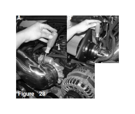 How to Install Injen Power-Flow Cold Air Intake w/ Heat Shield