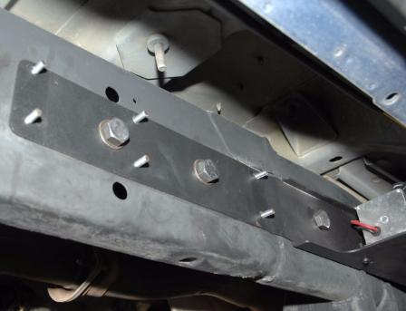 veloci-raptor™ air tank prep and installation: