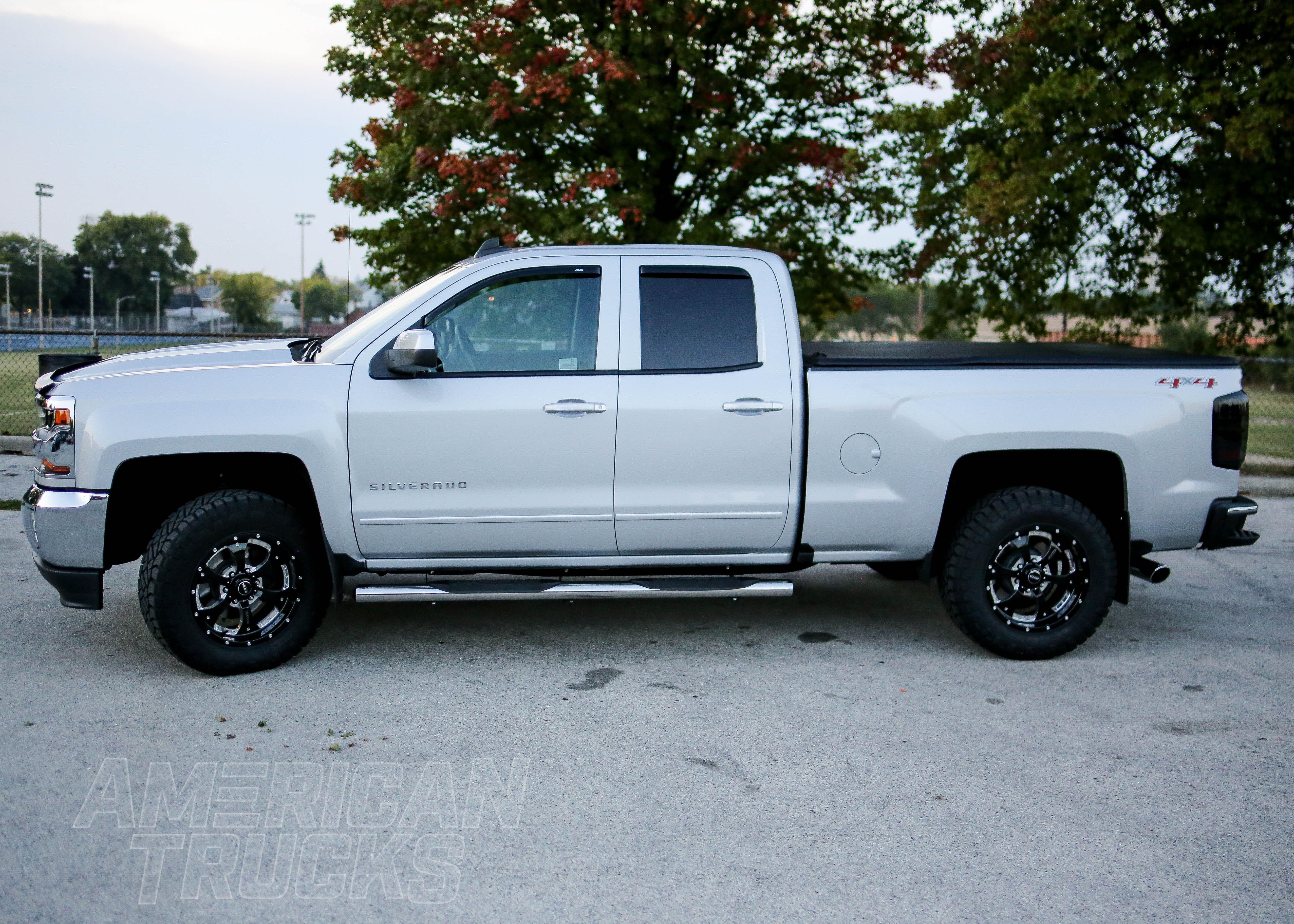 Lifting Your Chevrolet Silverado For Work Or Play