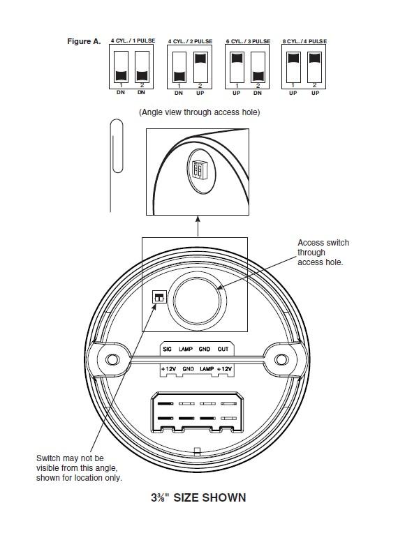tic toc tach wiring diagram wiring diagrams  mopar tach wiring diagram #11