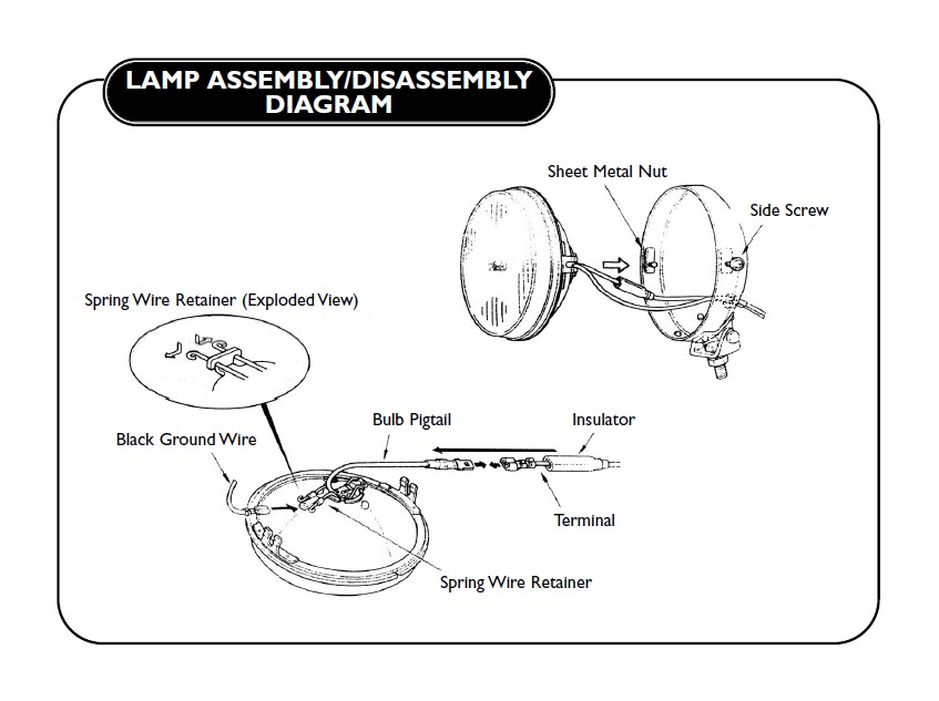 piaa 510 wiring instructions   index listing of wiring diagrams piaa  lamp wiring diagram on fisher piaa 1100