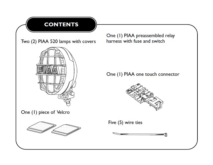 piaa 520 wiring diagram wiring diagram for you all u2022 rh onlinetuner co