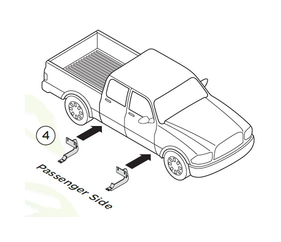 How To Install Raptor Series 3 In Round Nerf Bars On Your F 150