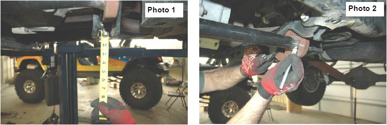 How To Install Rough Country 5 In Suspension Lift Kit On