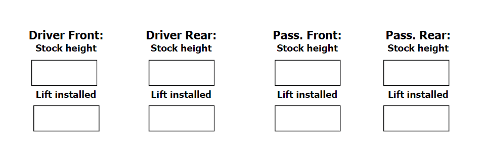 How to Install ReadyLIFT 2 in  Leveling Kit on your F-150