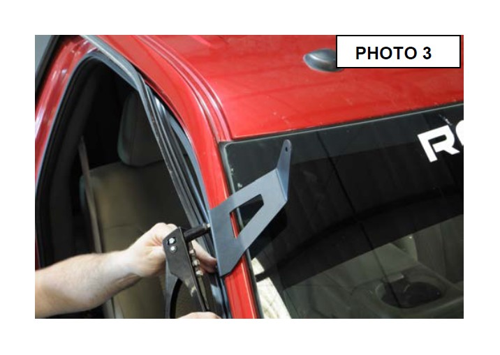 How To Install Rough Country 54 In Curved Led Light Bar