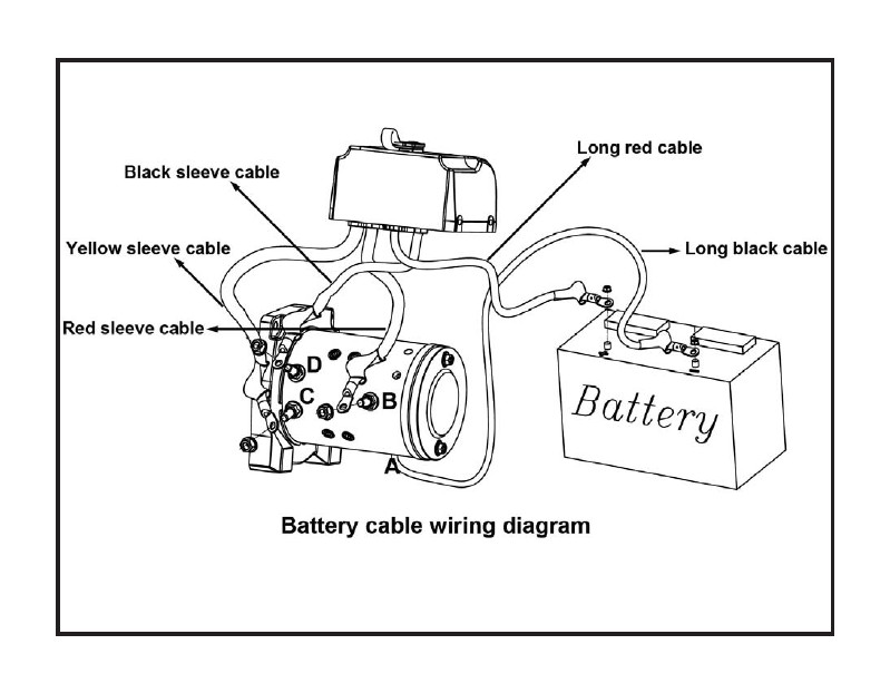Viking Winch Solenoid Wiring Diagram