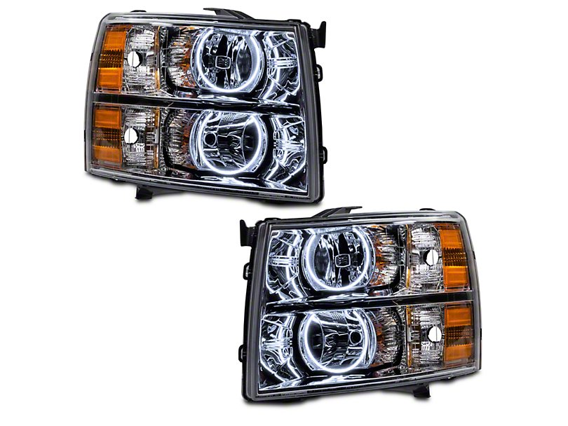 Silverado Headlights and Upgrade Options