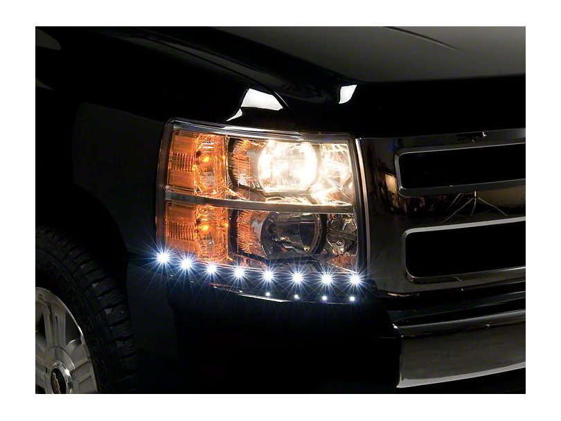 Dayliner Headlights On A Silverado