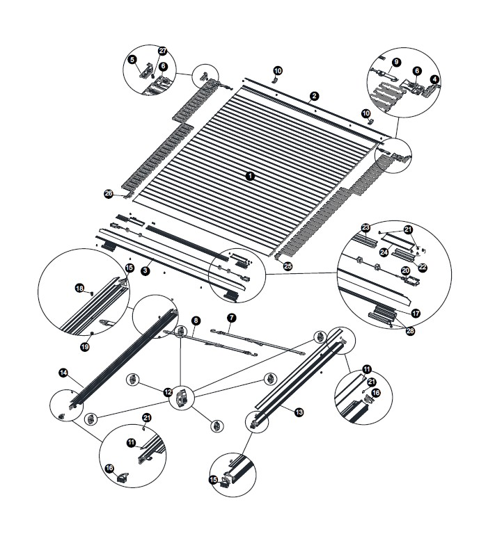 How To Install Truxedo Titanium Hard Roll Up Tonneau Cover 07 13
