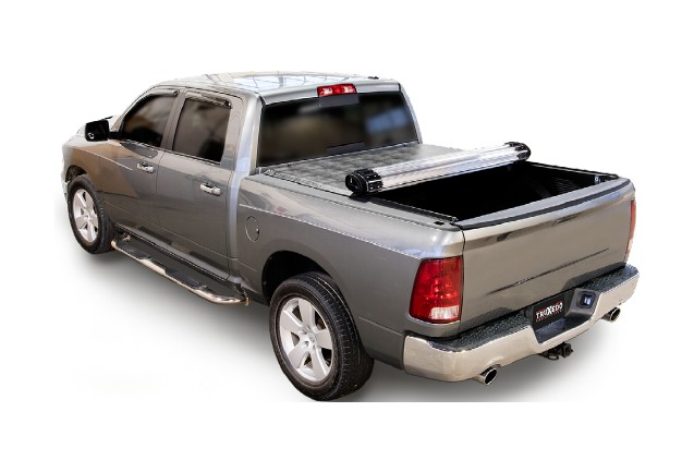 How To Install Truxedo Titanium Hard Roll Up Tonneau Cover 15 17 All On Your Ford F 150 Americantrucks