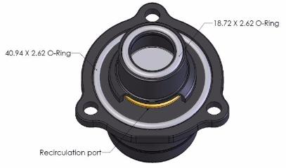 How to Install Turbosmart Kompact Shortie Dual Port BOV on