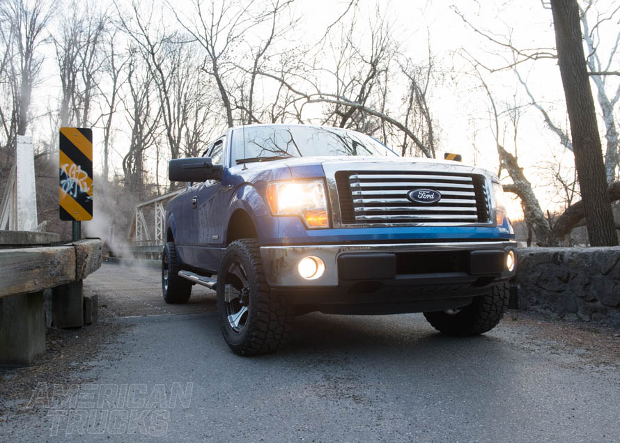 When to Upgrade Your EcoBoost F-150's Intercooler