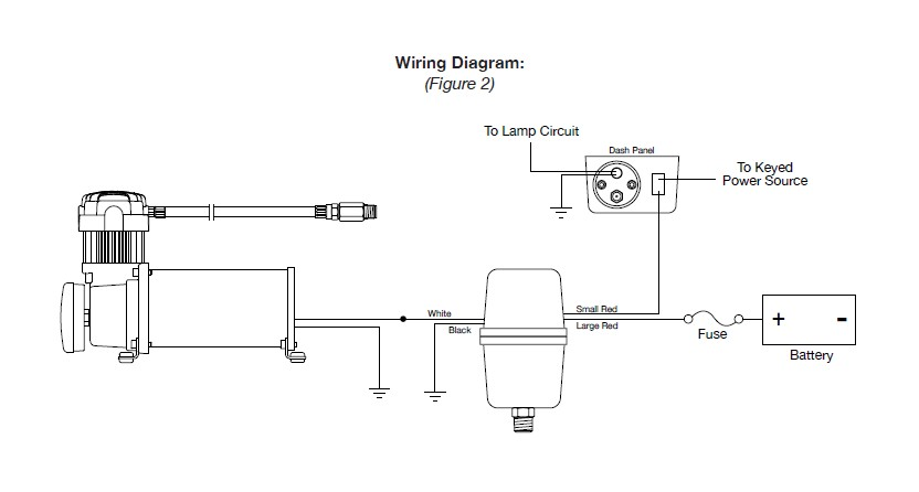 viair wiring diagram wiring diagrams page Speed Air Compressor Wiring Diagram