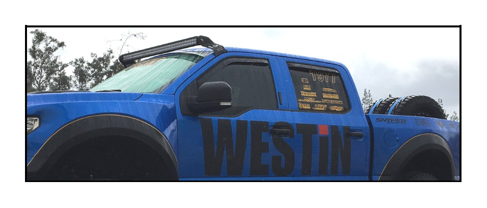 how to install westin 50 in b force led light bar w roof mounting care instructions